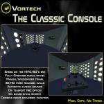 Vortech Classic Console advert
